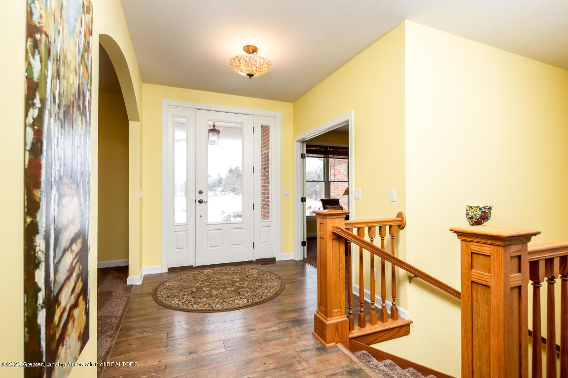 15375 S Lowell Rd - foyer - 13