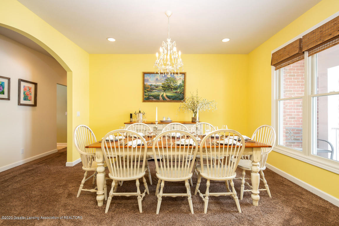 15375 S Lowell Rd - dining room - 15