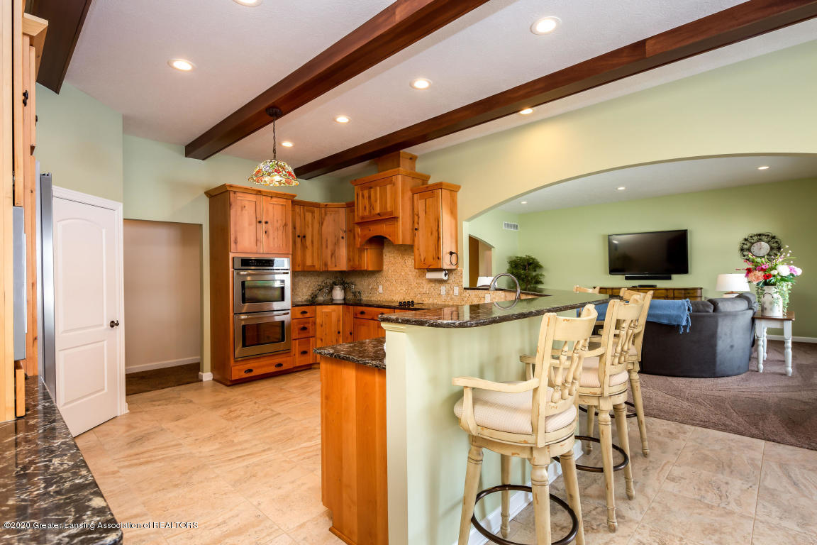 15375 S Lowell Rd - kitchen - 17