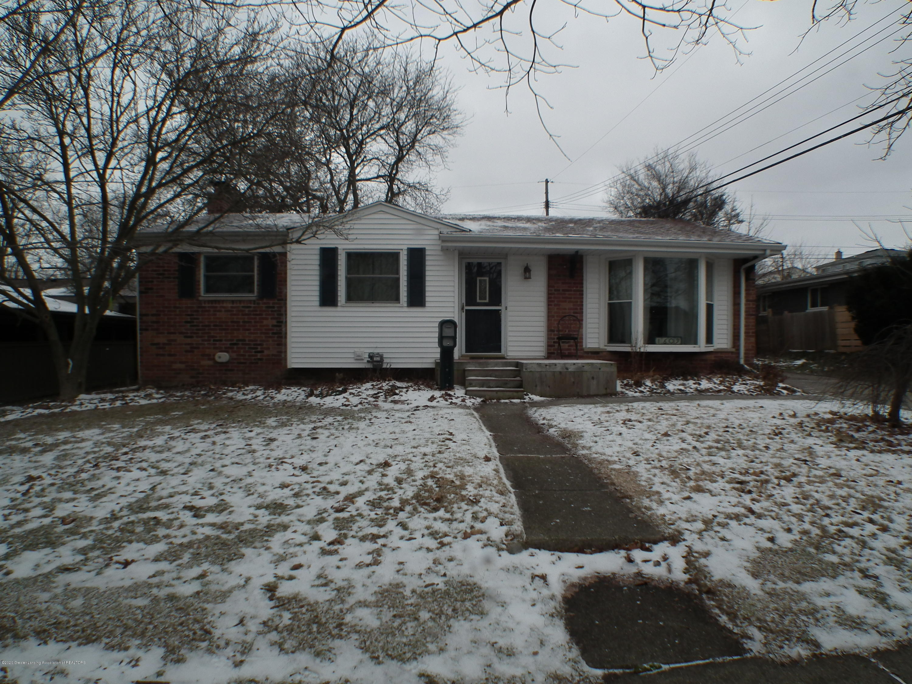 1609 N Hayford Ave - Front elevation - 1