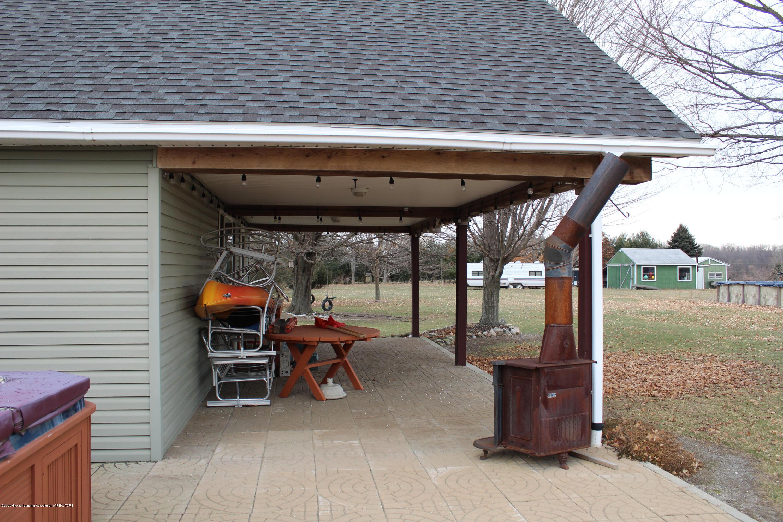 3570 Webberville Rd - patio - 9