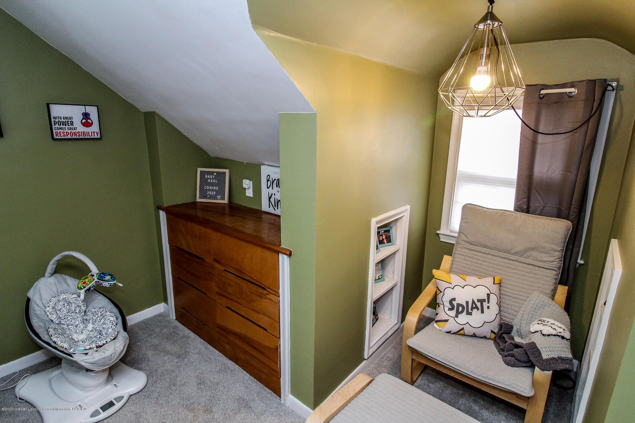 519 Kedzie St - upstairs bedroom - 32