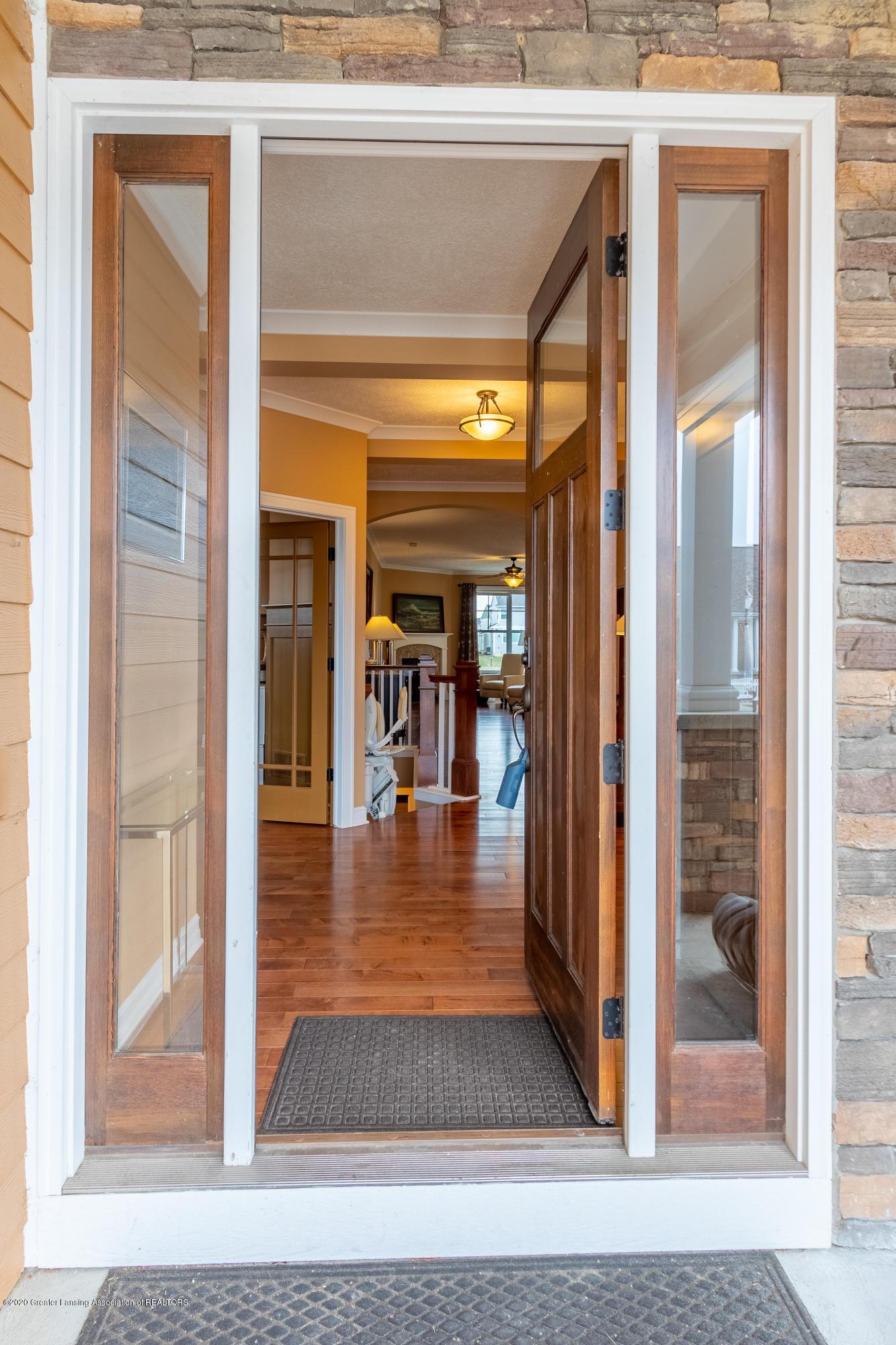 3852 Zaharas Ln - Front Entrance - 9