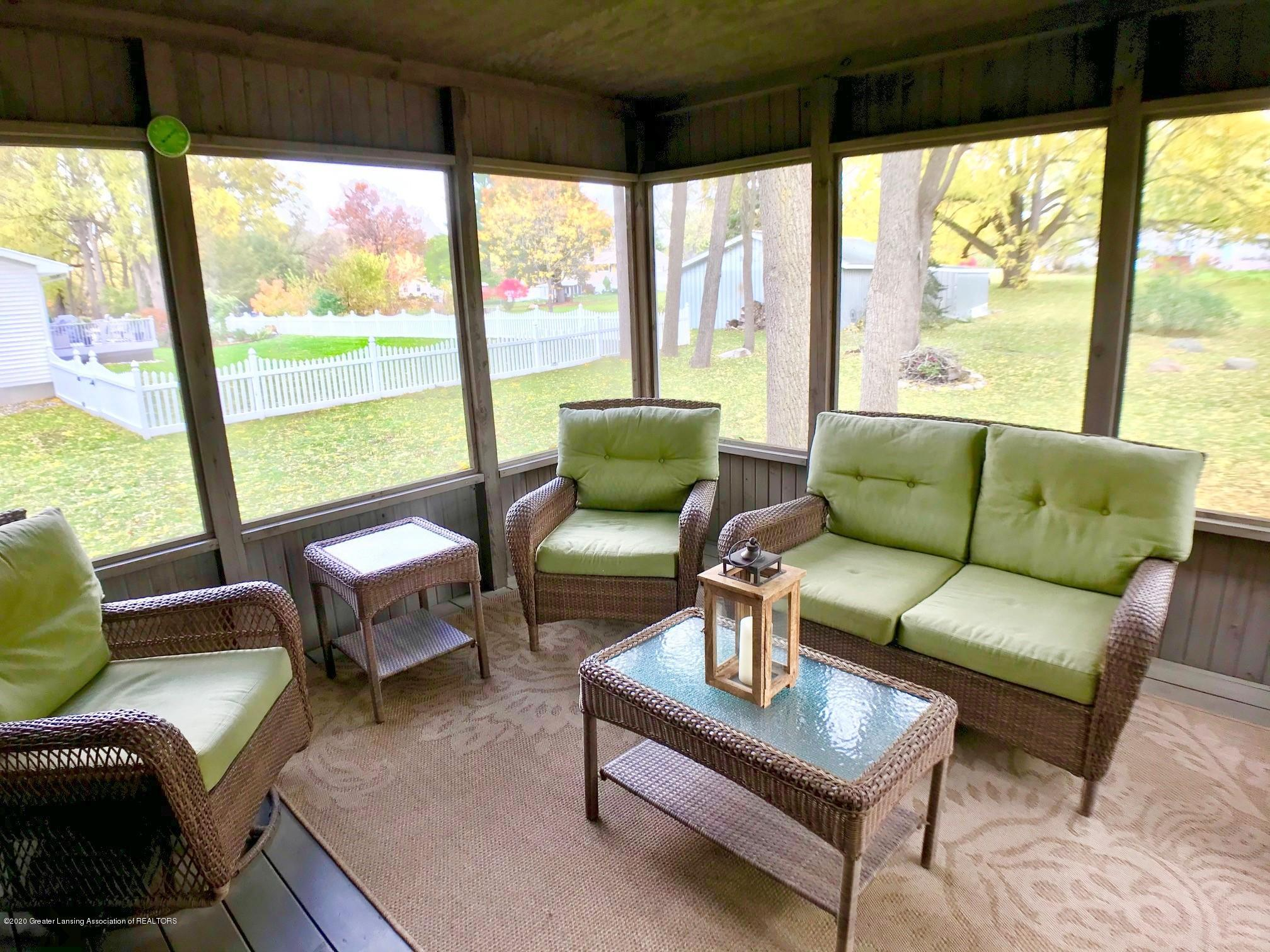 12822 Oneida Woods Trail - Screened Back Porch - 31