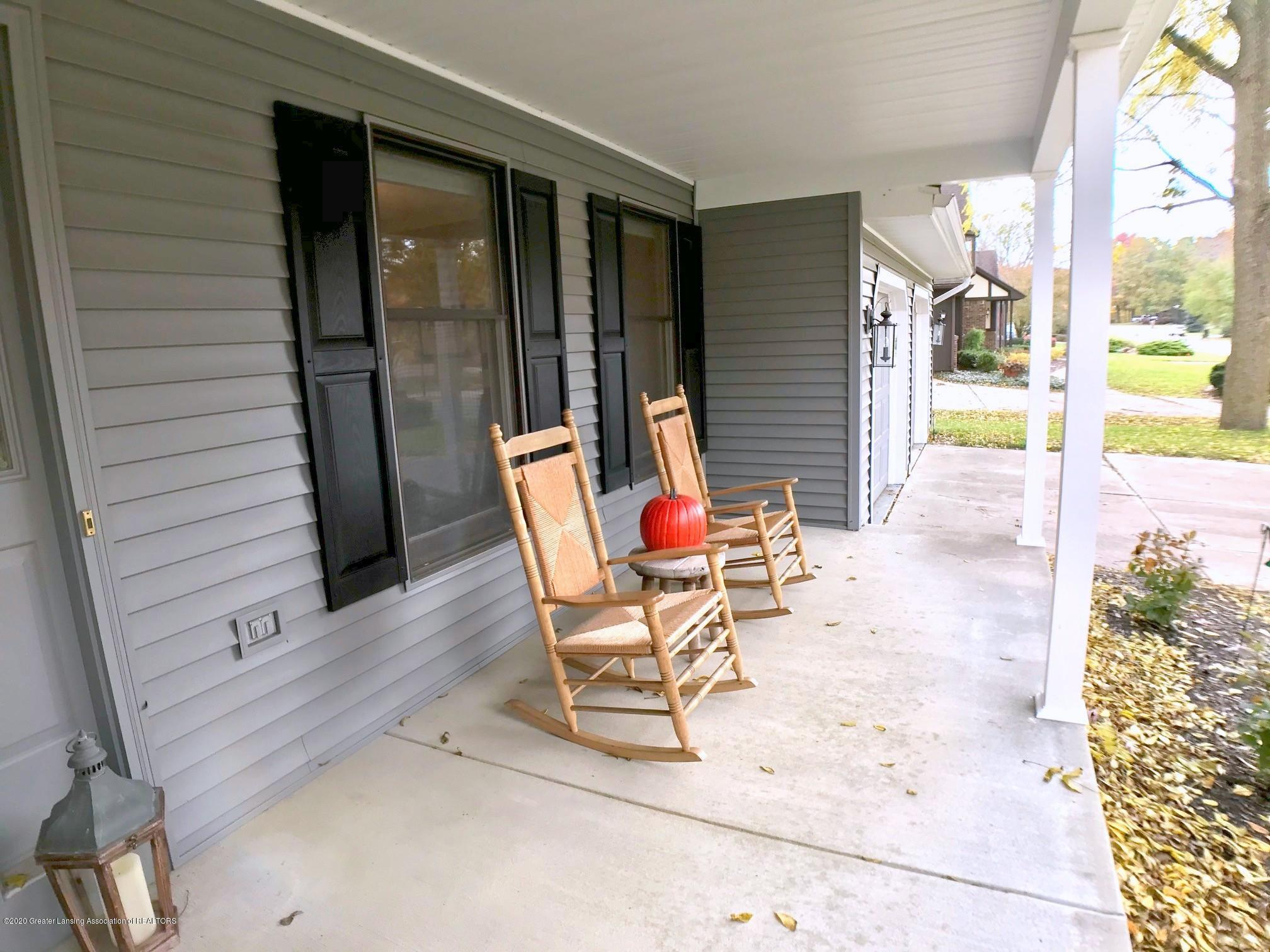 12822 Oneida Woods Trail - Fronh Porch - 33
