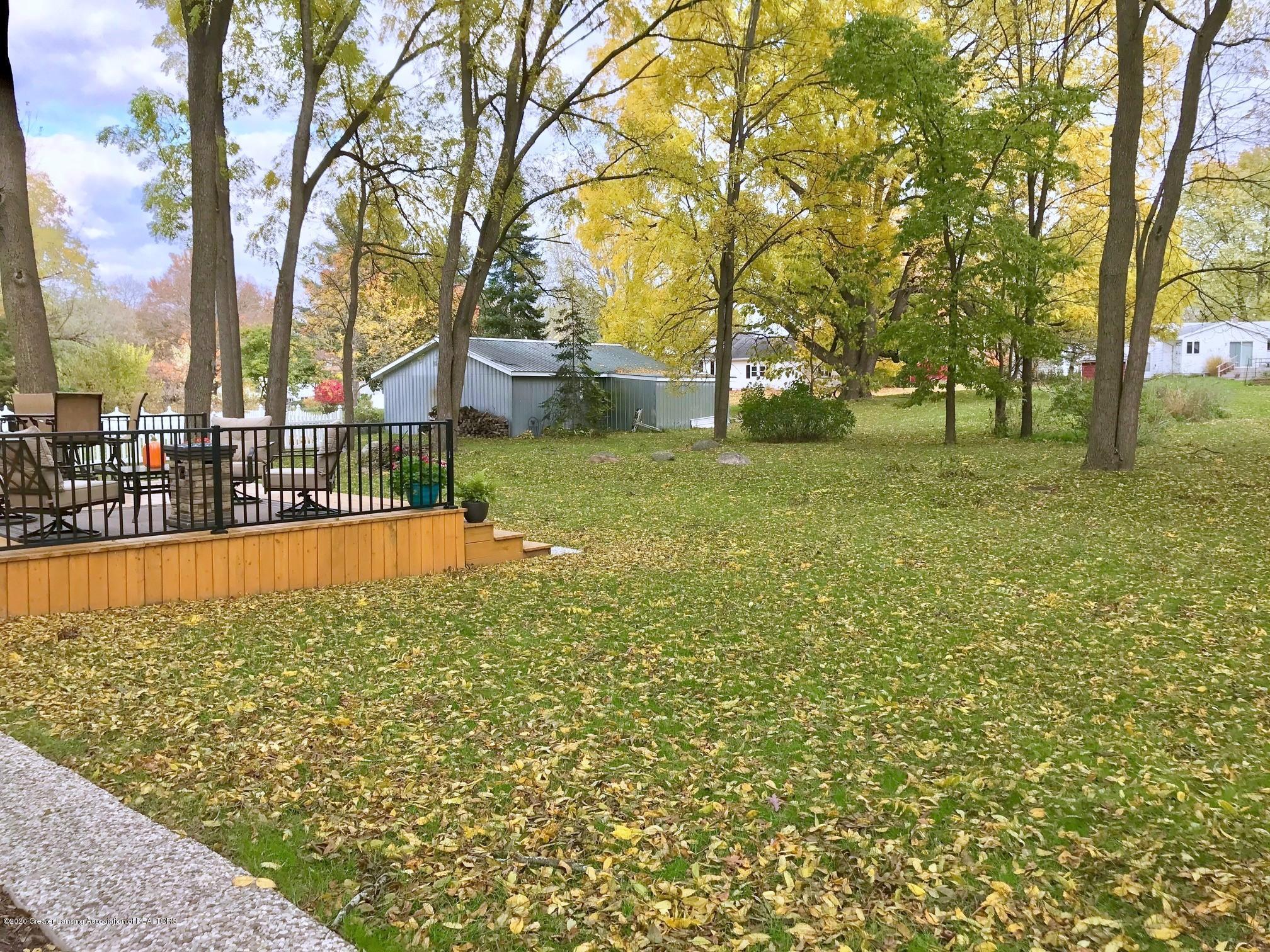 12822 Oneida Woods Trail - Back Yard - 40