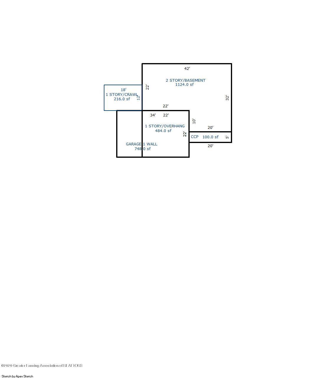 13860 Lapham Dr - Sketch of Ground FloorLayout - 27