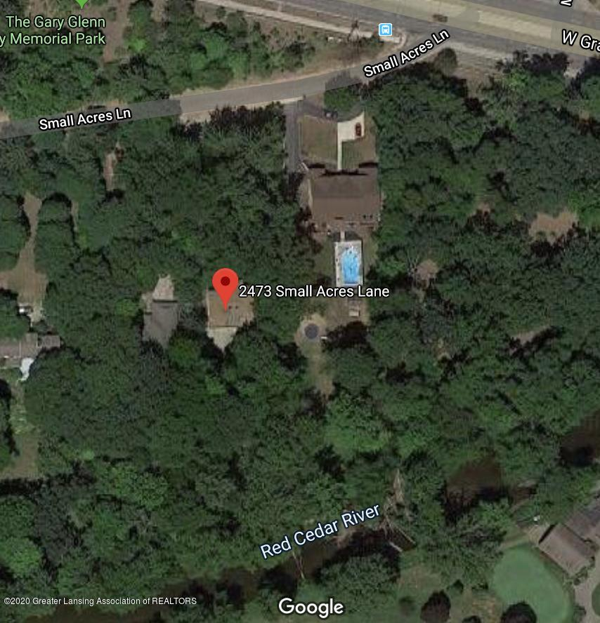 2473 Small Acres Ln - Overhead view - 2