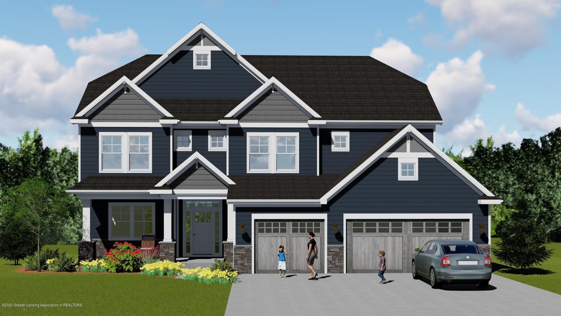 6073 Sleepy Hollow Ln - Lansing Parade of Homes - 1