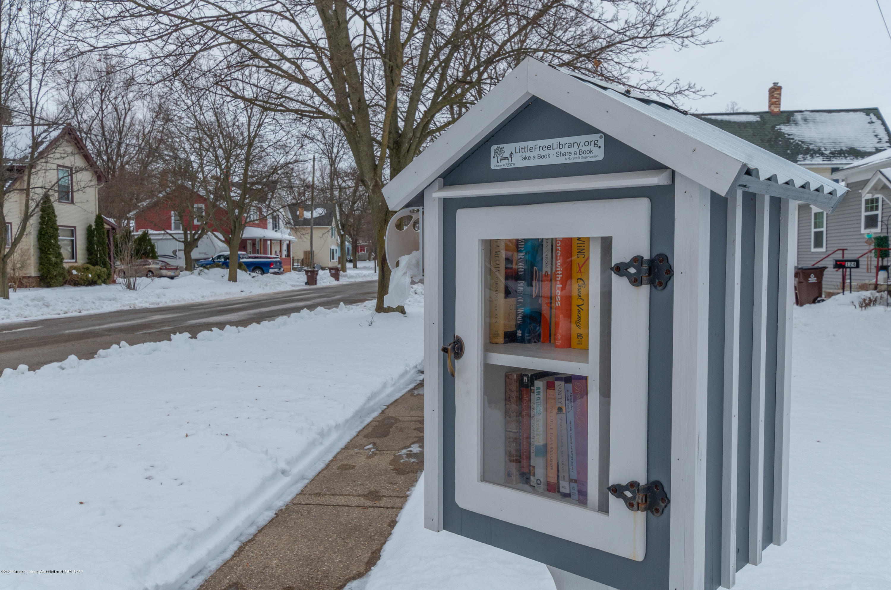 515 Taylor St - Community Free Library - 19