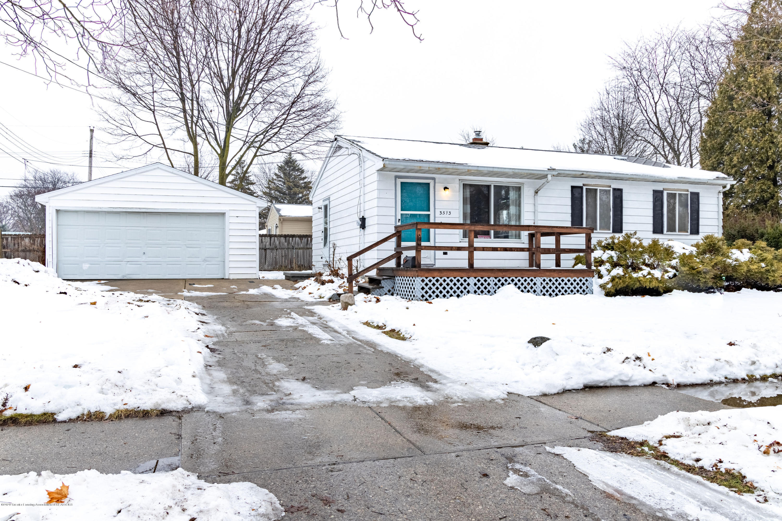 3513 S Deerfield Ave - frot elevation new - 1