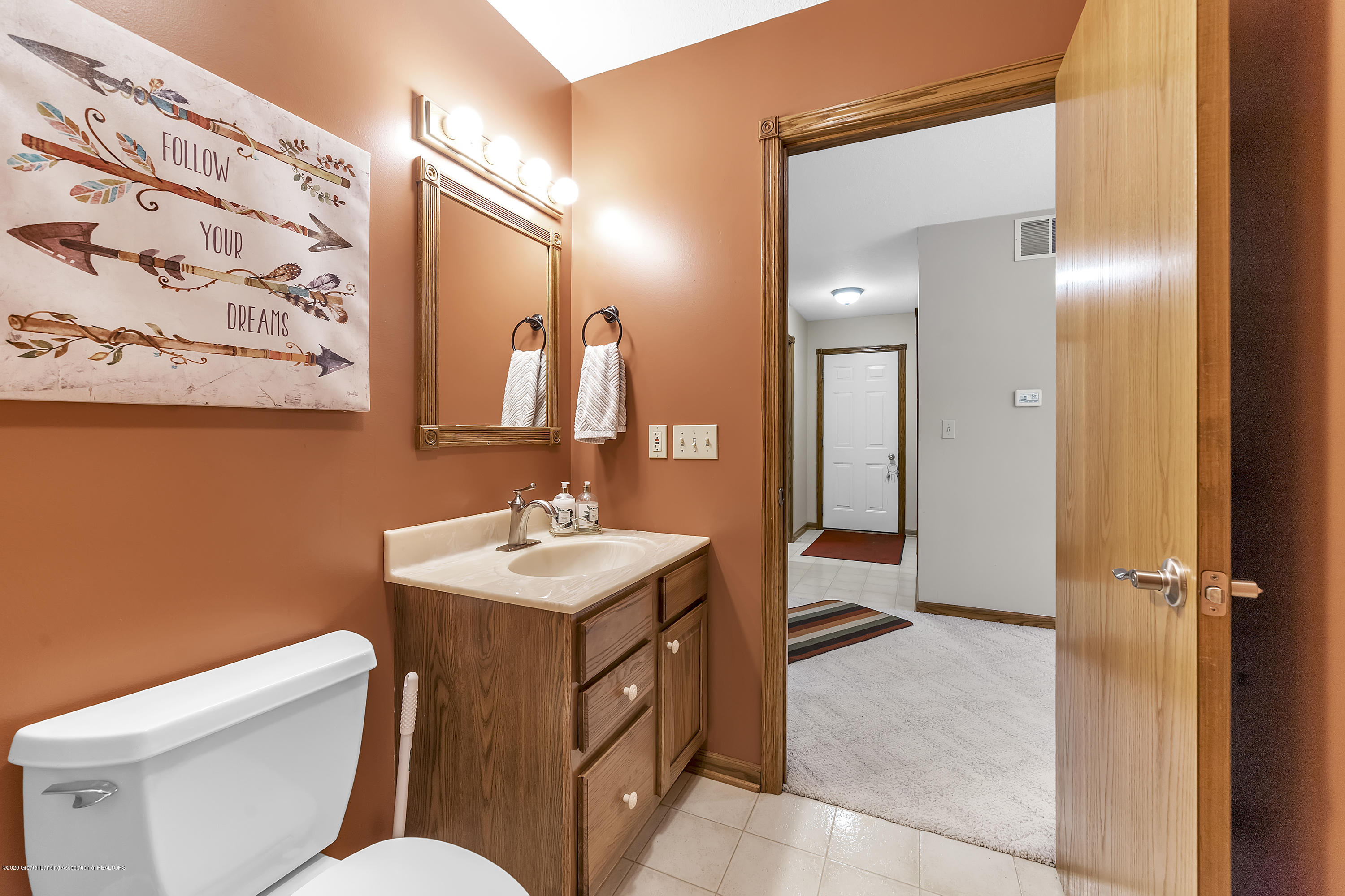 2440 Gilbert Rd - Main Floor Half Bath - 21