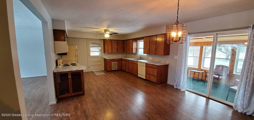 8820 Bradford Hwy - kitchen & sun room - 8