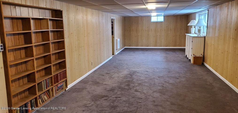 8820 Bradford Hwy - Lower Level Rec Room - 26
