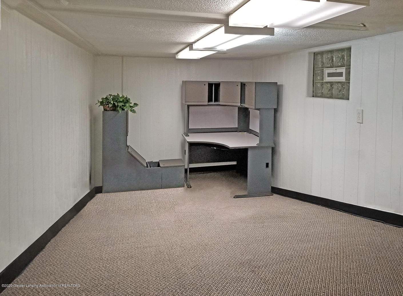 2208 Clifton Ave - Basement Office Area - Room for 3 Cubicl - 18