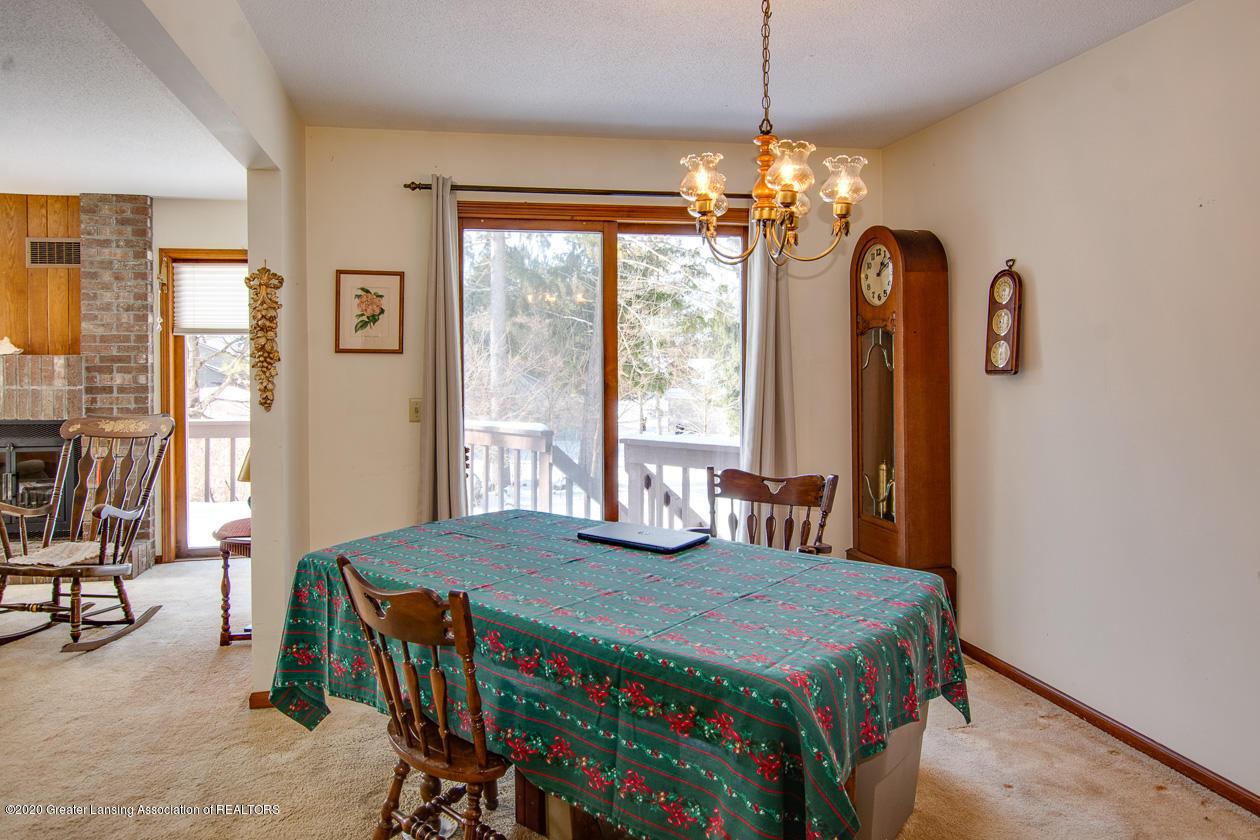 3827 Dobie Rd - Dining Room - 9