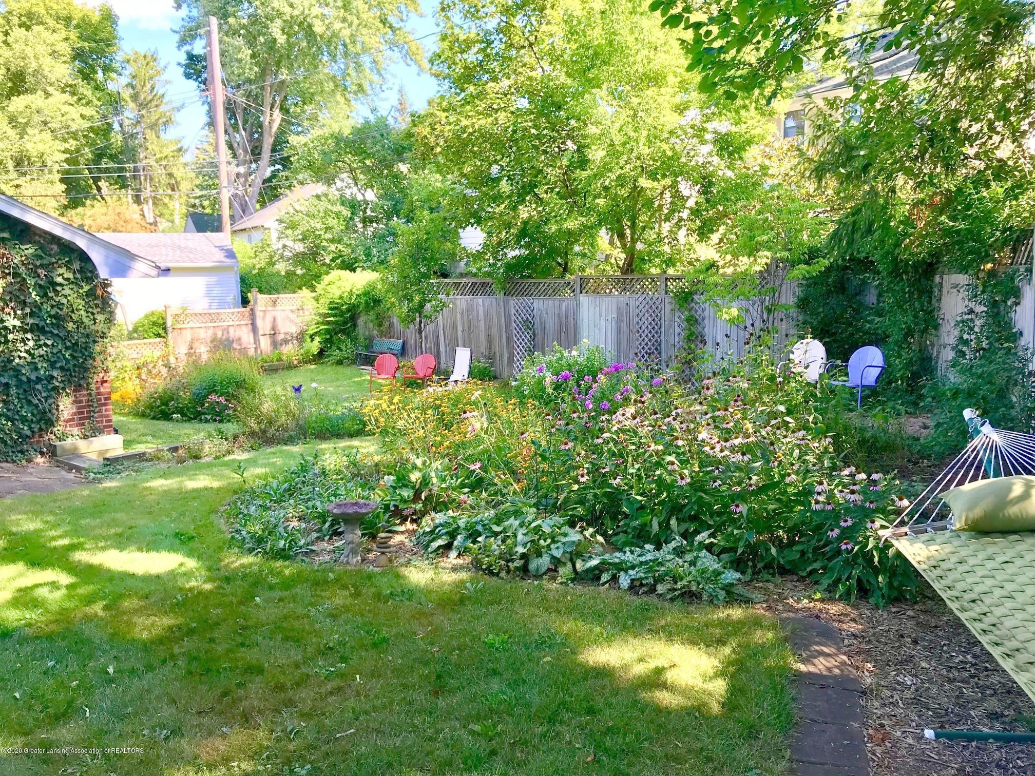 404 Clifton Blvd - Backyard - 36