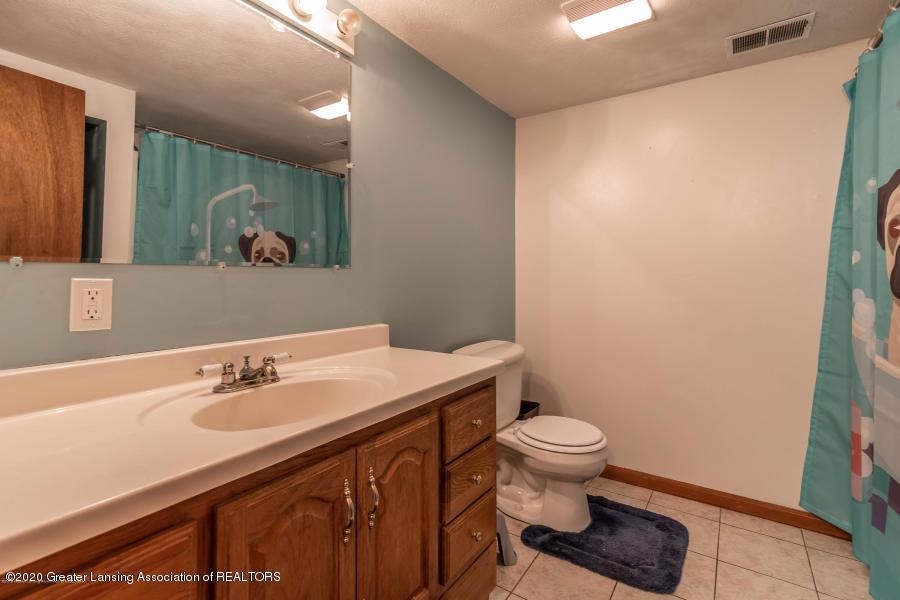 11557 S Croswell Rd - Lower Level Bathroom - 23