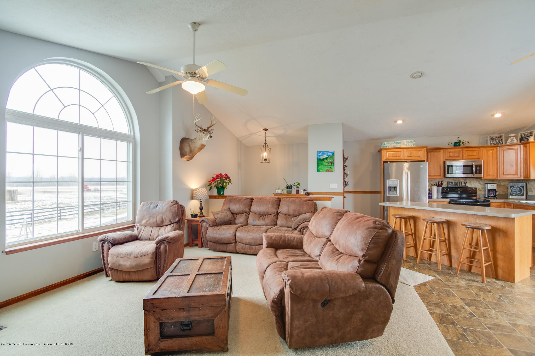 11557 S Croswell Rd - Living Room - 3