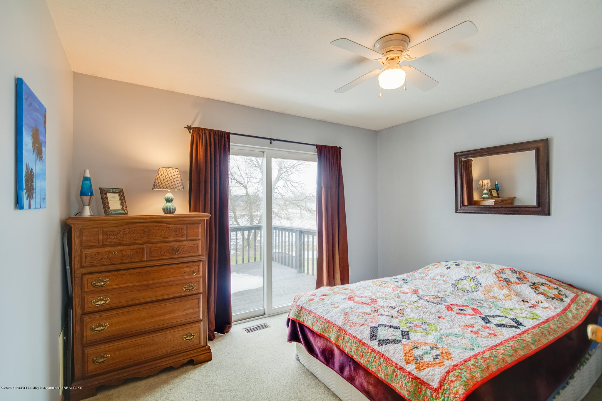 11557 S Croswell Rd - Master Bedroom - 11