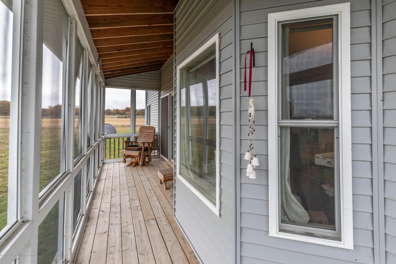 8740 N Scott Rd - Back Porch - 44