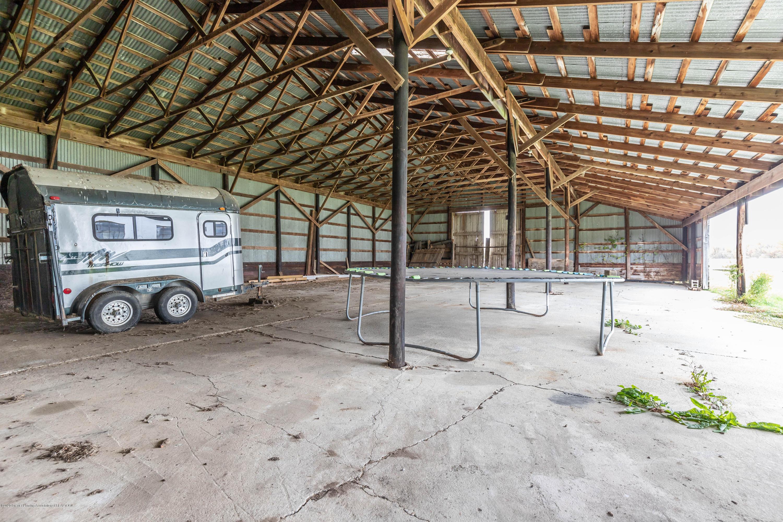 8740 N Scott Rd - Barn 2 Interior - 60