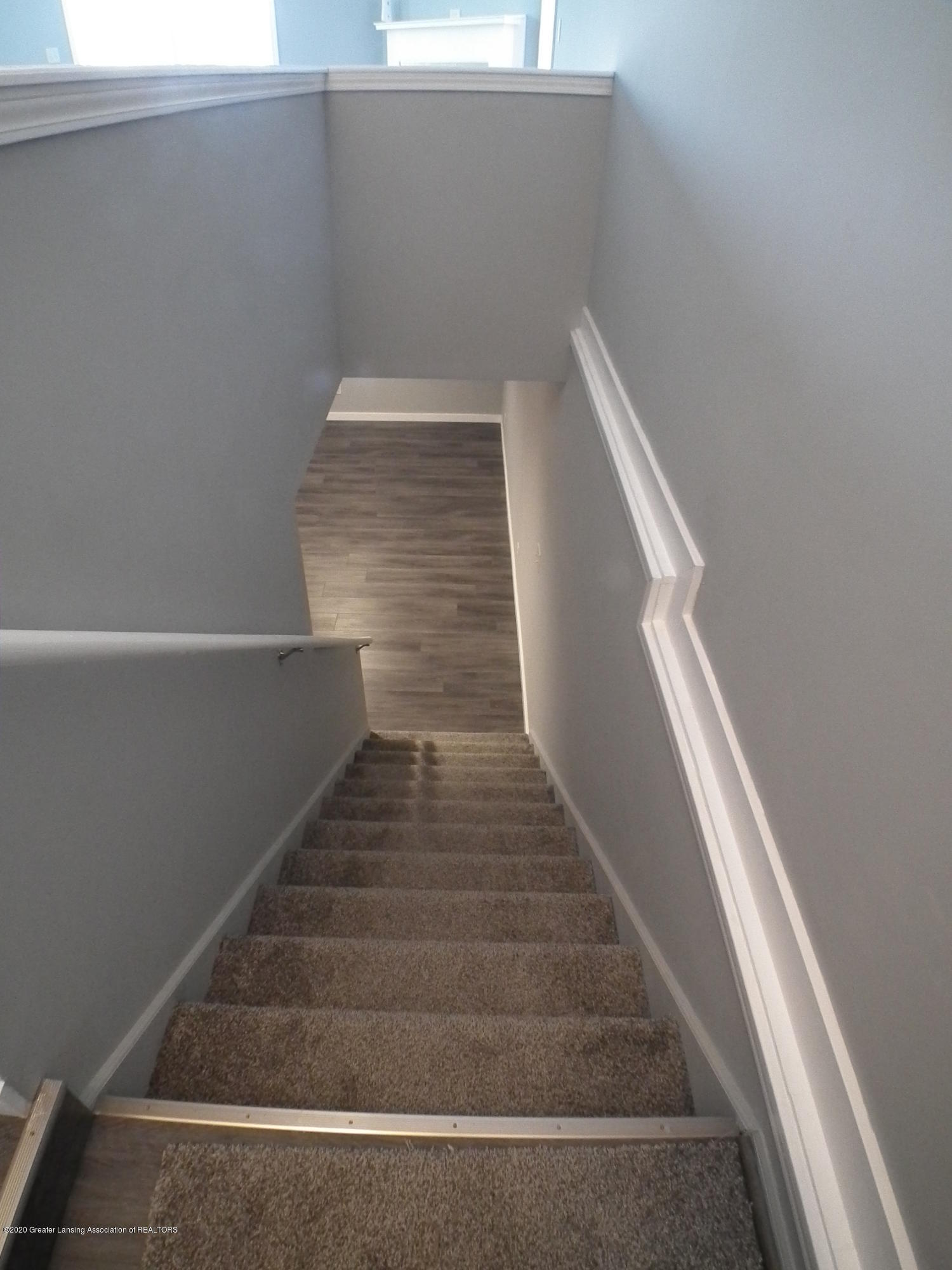 530 Stoll Rd - Lower level stairs - 27
