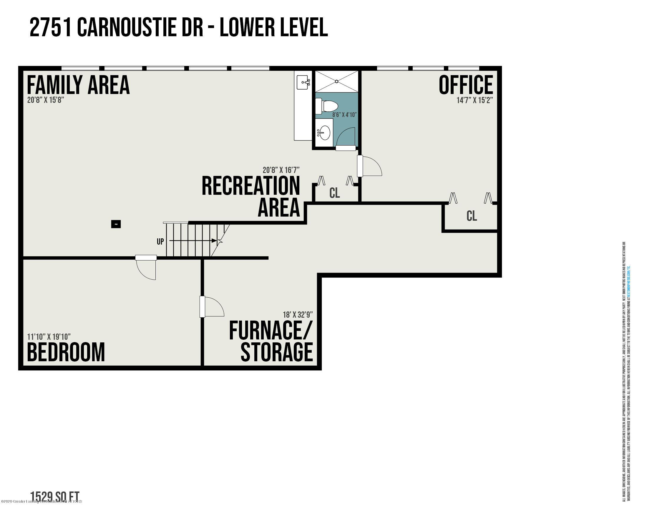 2751 Carnoustie Dr - Lower Level - 65