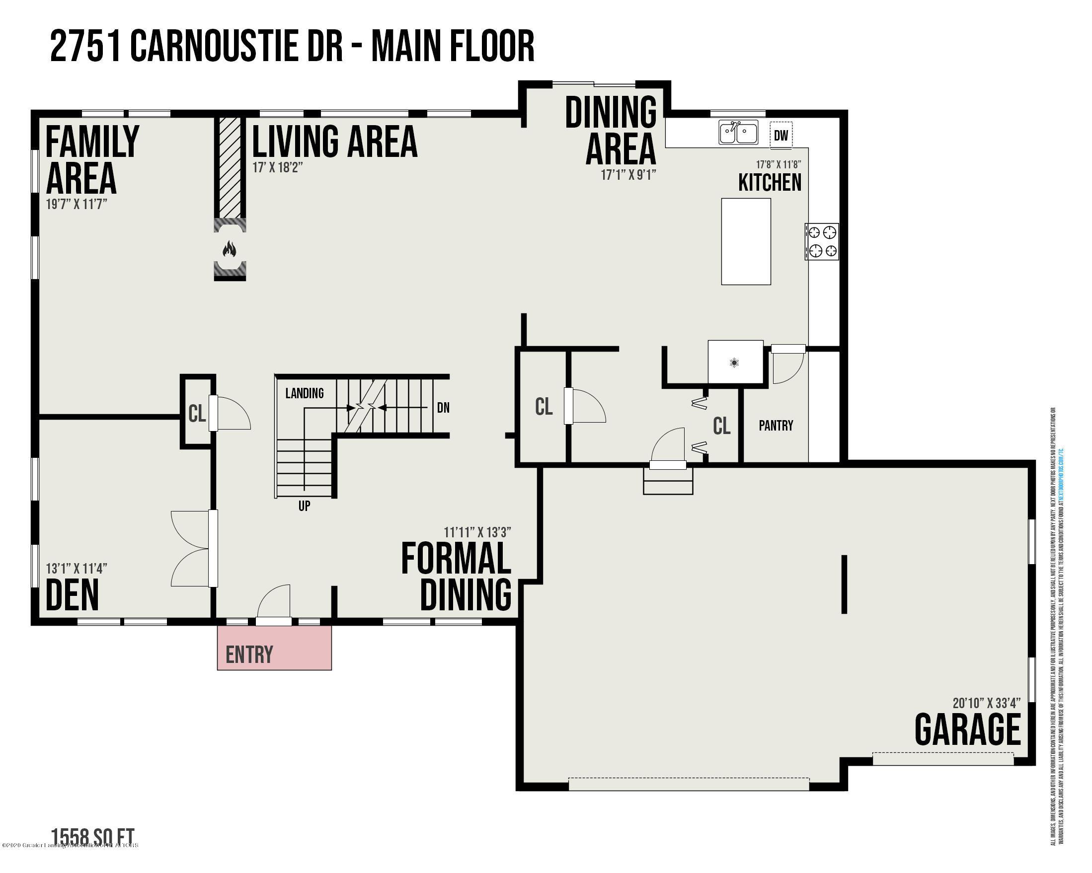 2751 Carnoustie Dr - Main Floor - 66