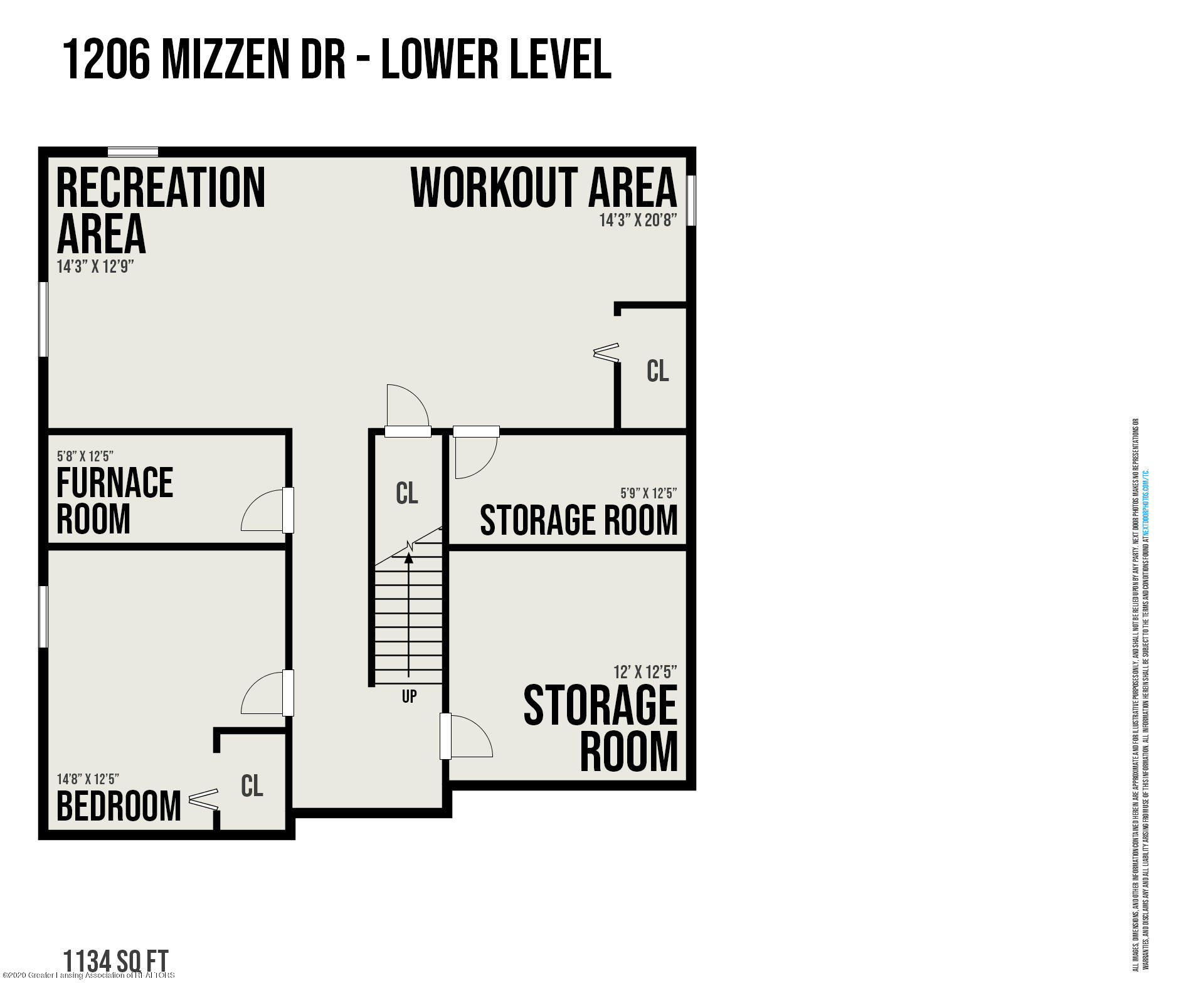 1206 Mizzen Dr - Lower Level - 51