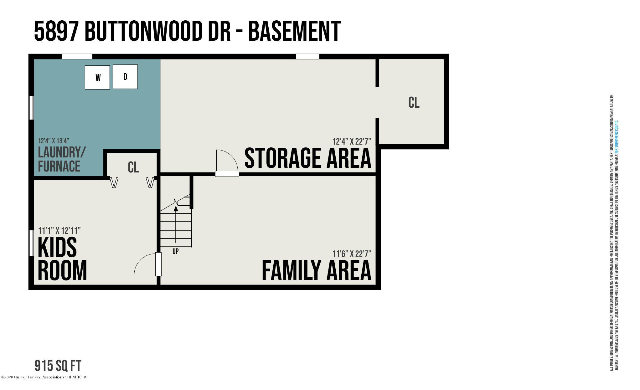 5897 Buttonwood Dr - Basement - 53