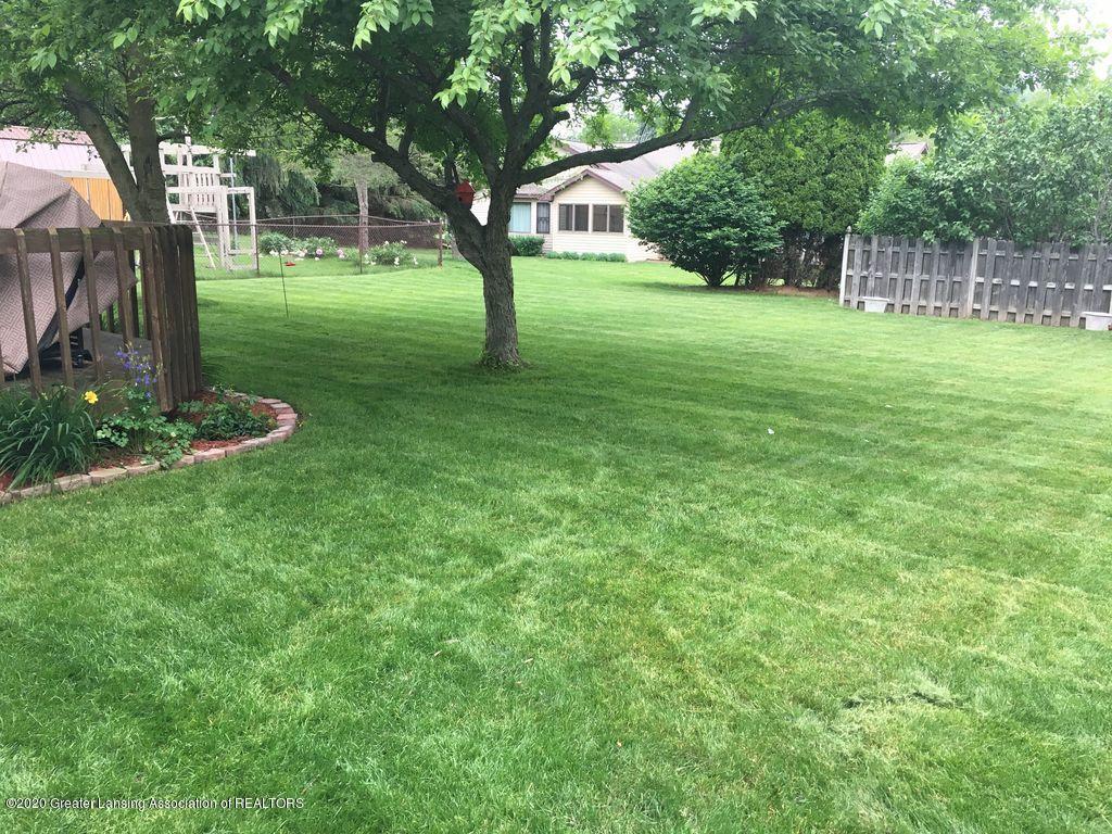 5897 Buttonwood Dr - Back yard - 37
