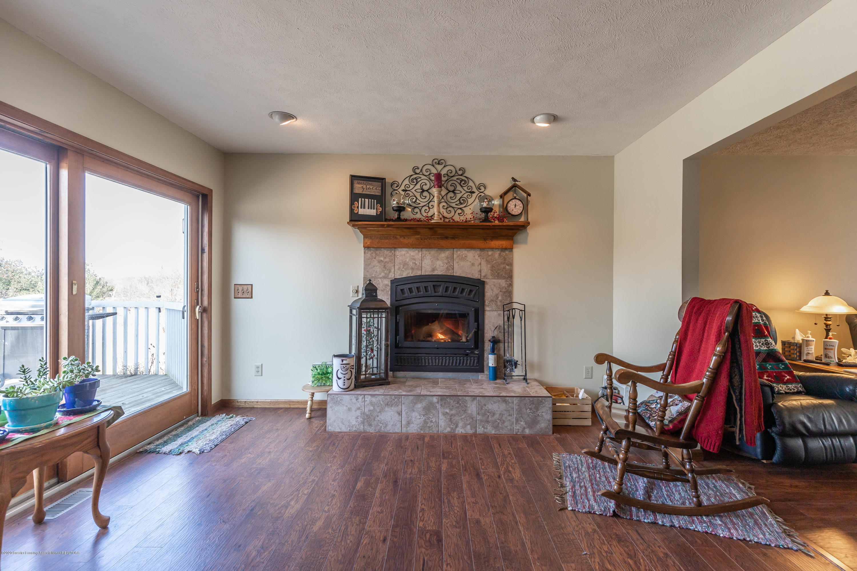 10774 S Lowell Rd - Hearth Room - 11