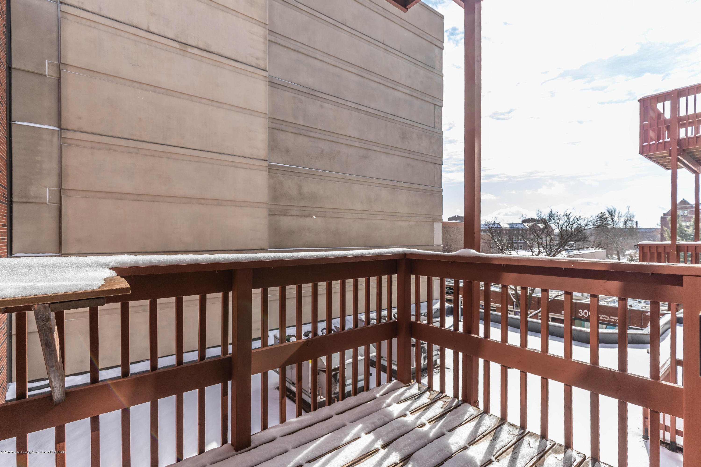 220 M. A. C. Ave Apt 313 - Balcony - 12