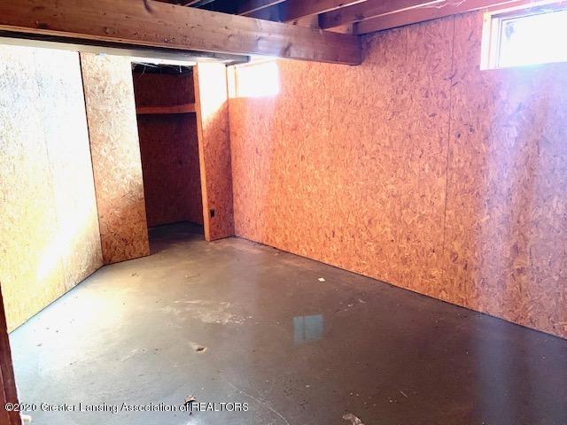 1487 S Warren Rd - Framed In Basement - 25