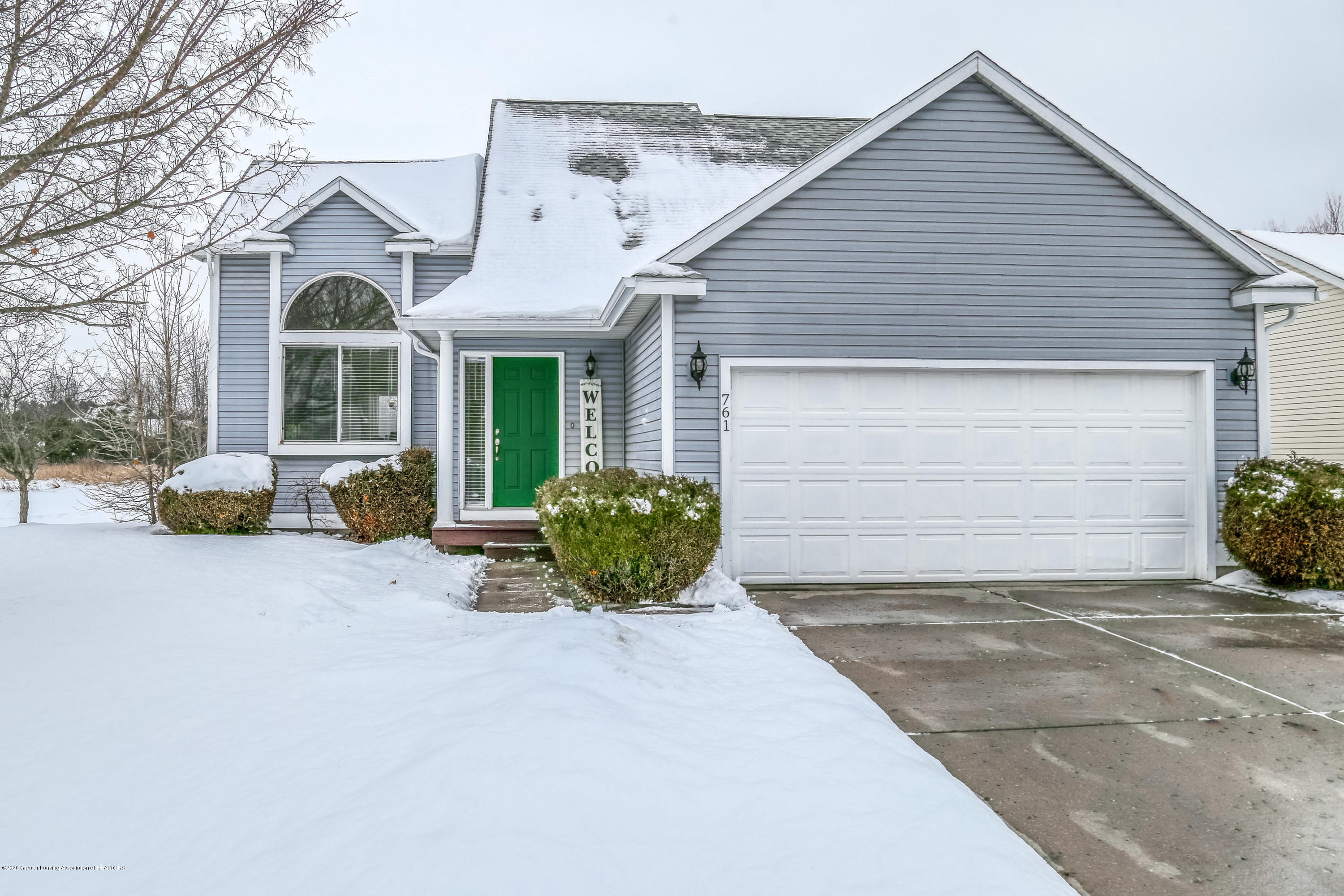 761 Winding River Dr - Front - 2