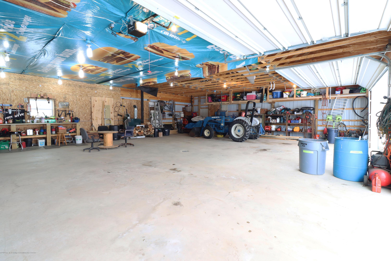 7459 Rossman Hwy - barn inside 1 - 9