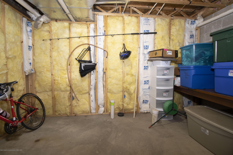 7459 Rossman Hwy - basement-stub for bath - 31