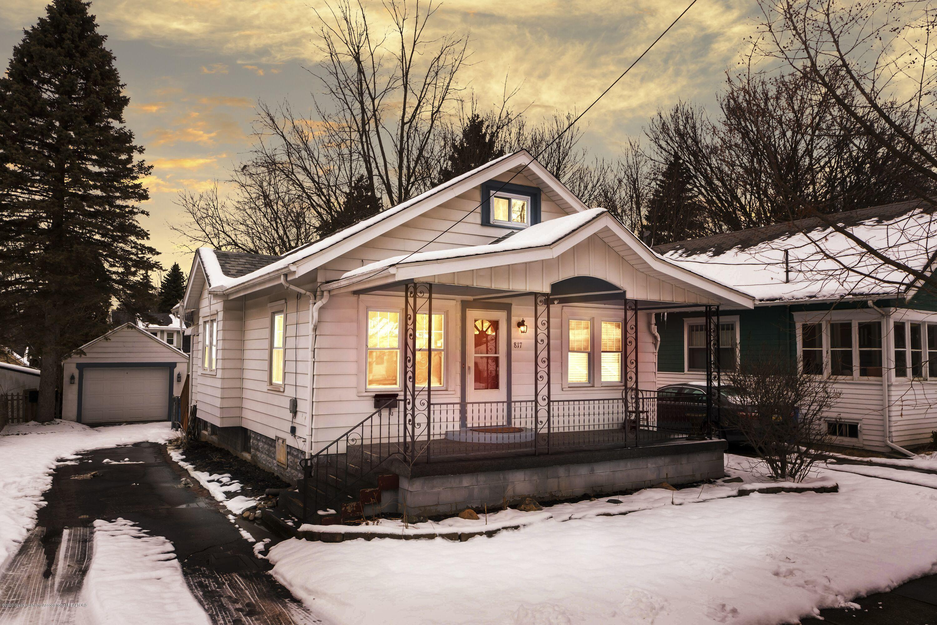 817 Tisdale Ave - Twilight Pic - 1