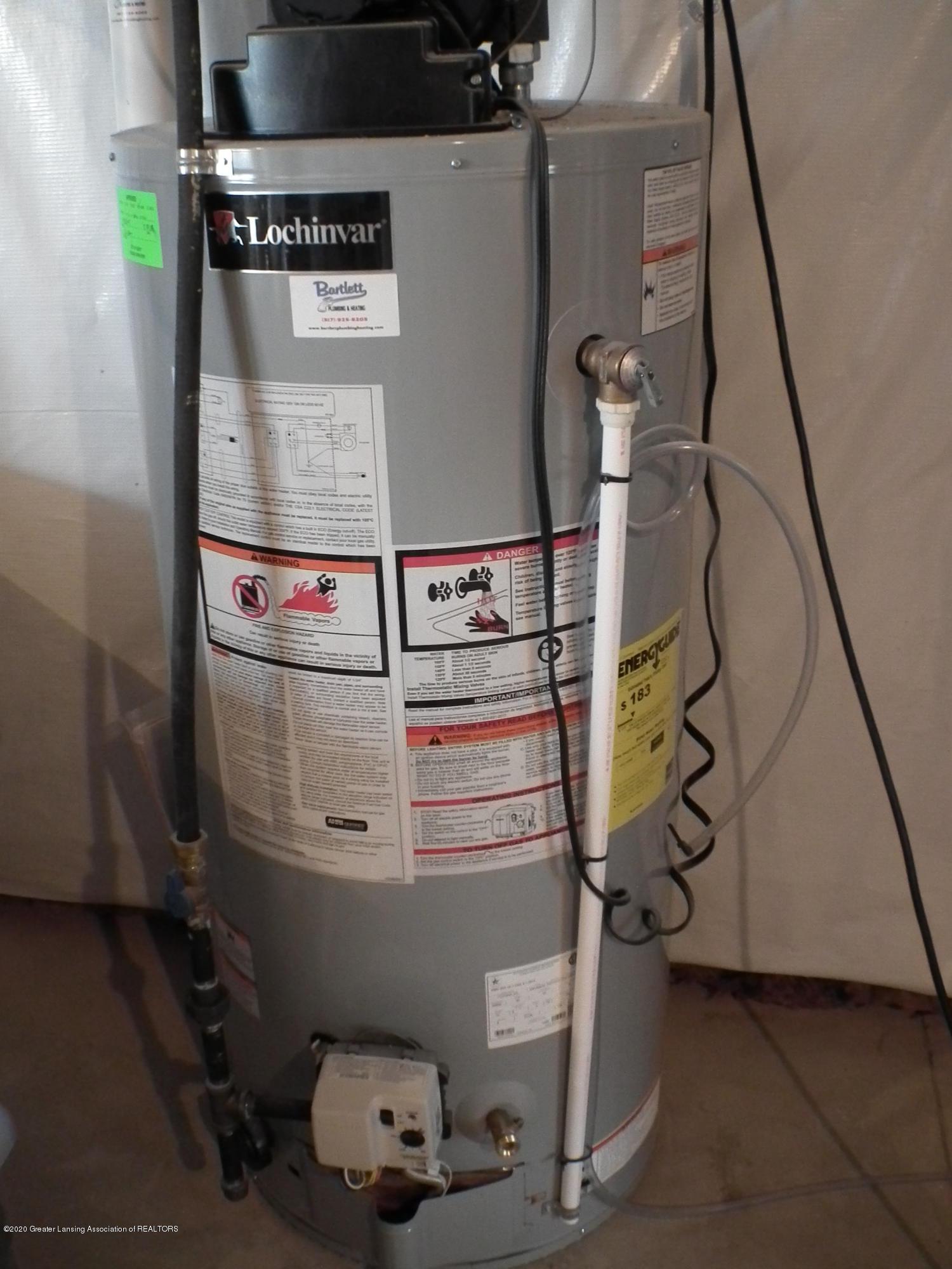 1132 River Oaks Dr - Water Heater - 27
