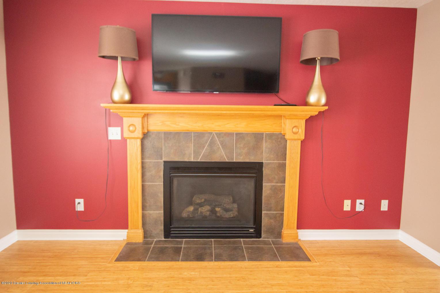 3948 Marimba Ln - Living Rm Fire Place - 3