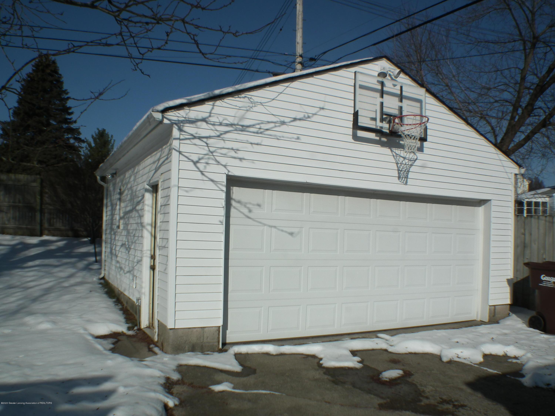 1609 N Hayford Ave - Garage - 31