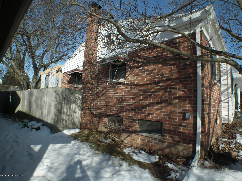 1609 N Hayford Ave - South Elevation - 32