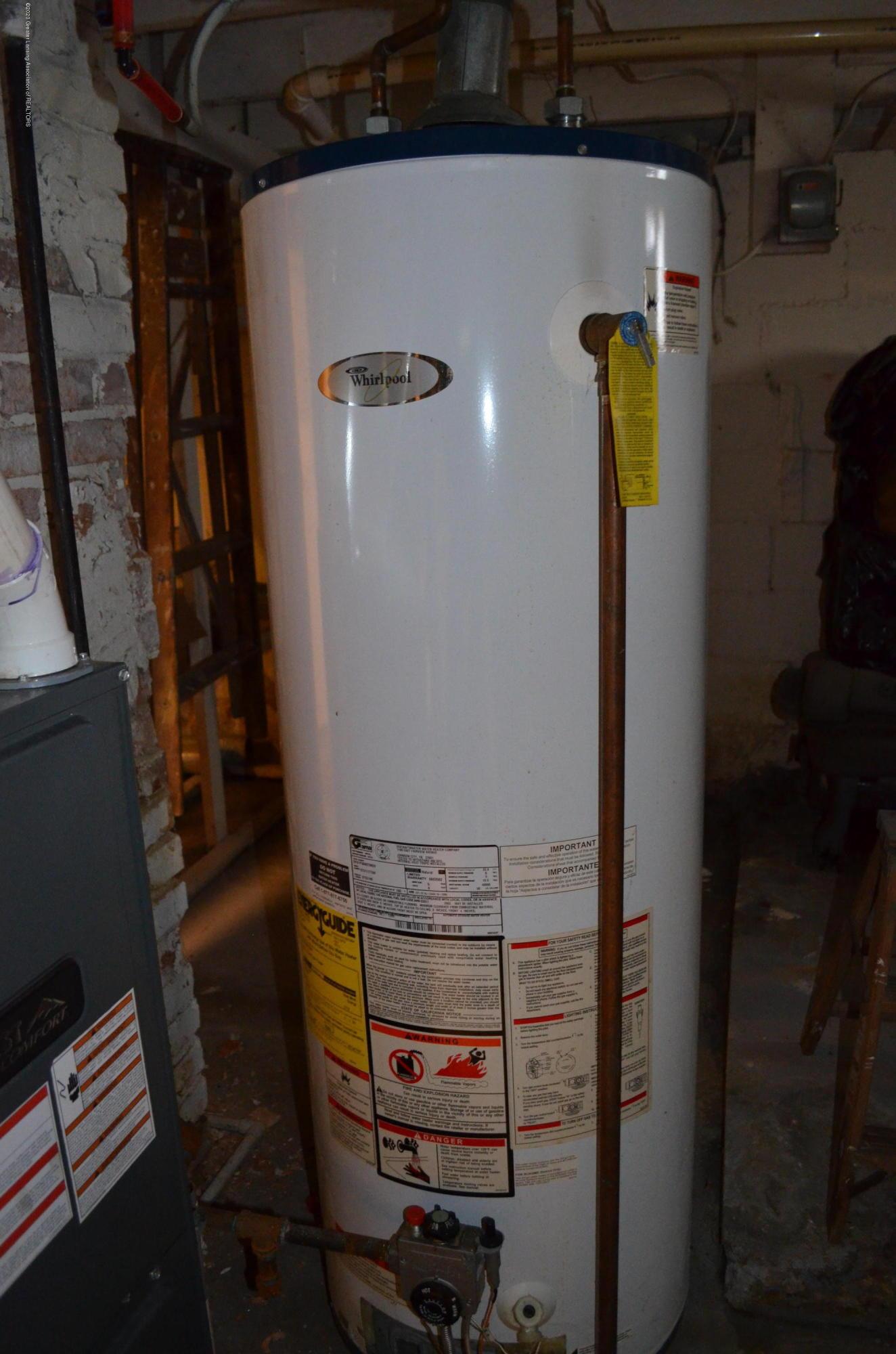 2296 Cedar St - Water Heater - 24