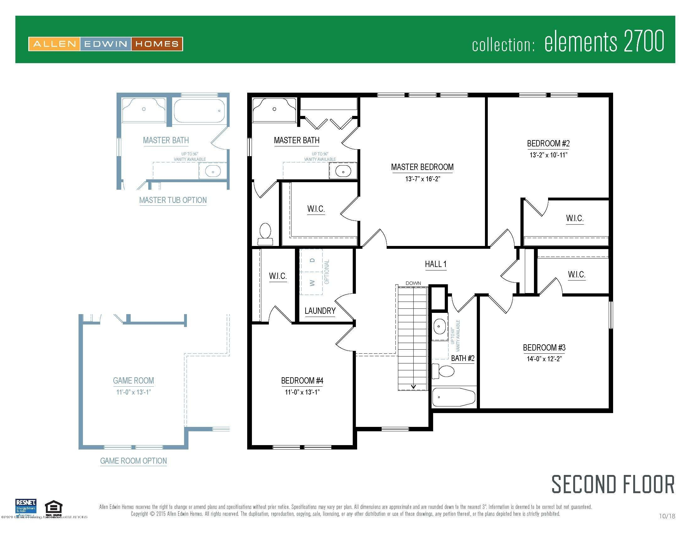1655 Royal Crescent - Elements 2700 V8.0a Second Floor - 21