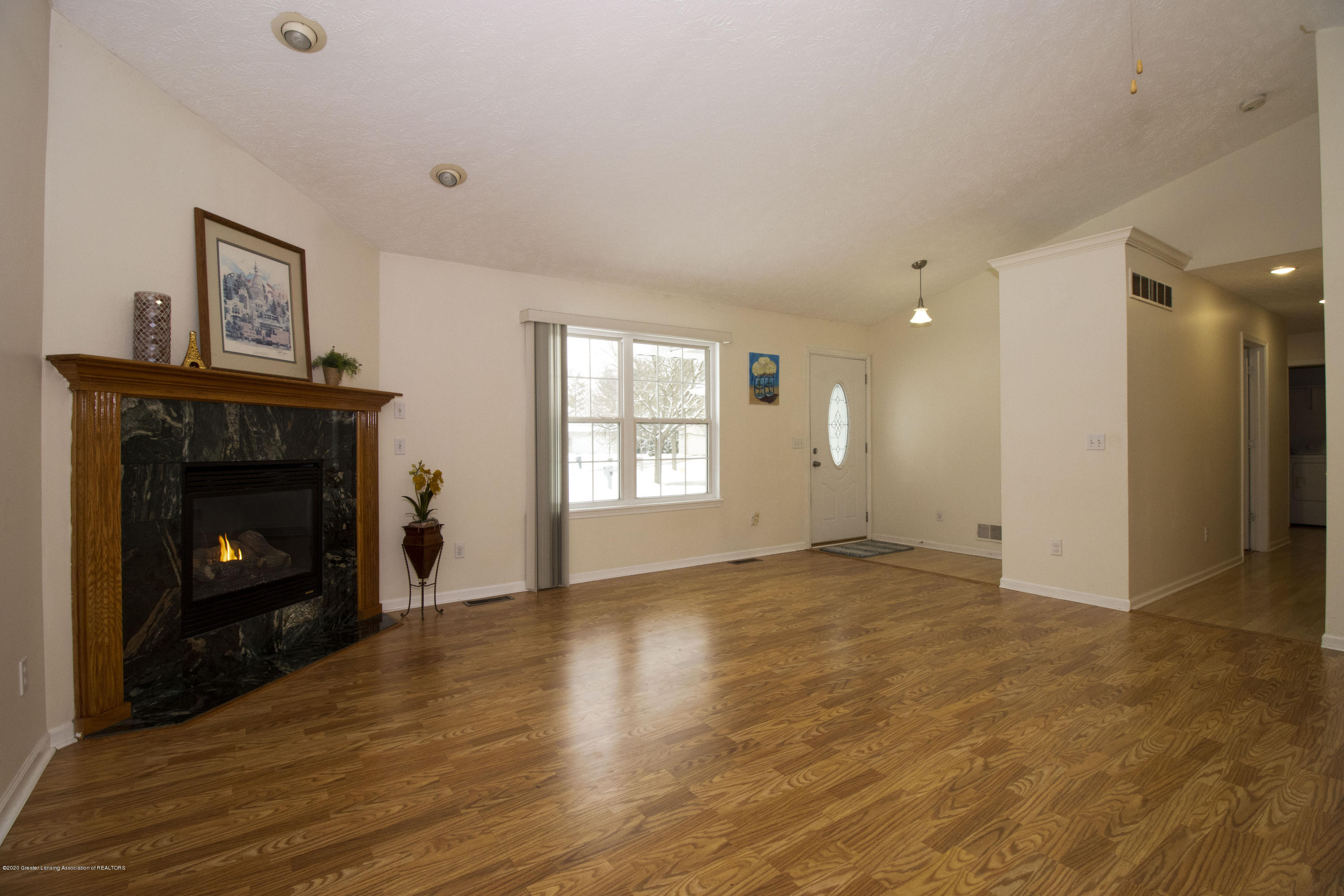 1214 S Fork - Entry/Fireplace - 3