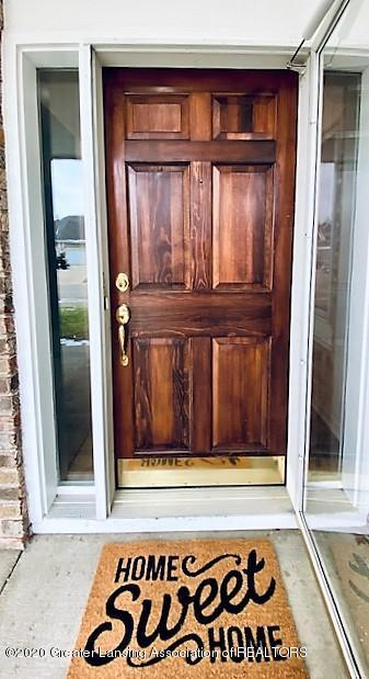 6074 E Longview Dr - Front Door - 2
