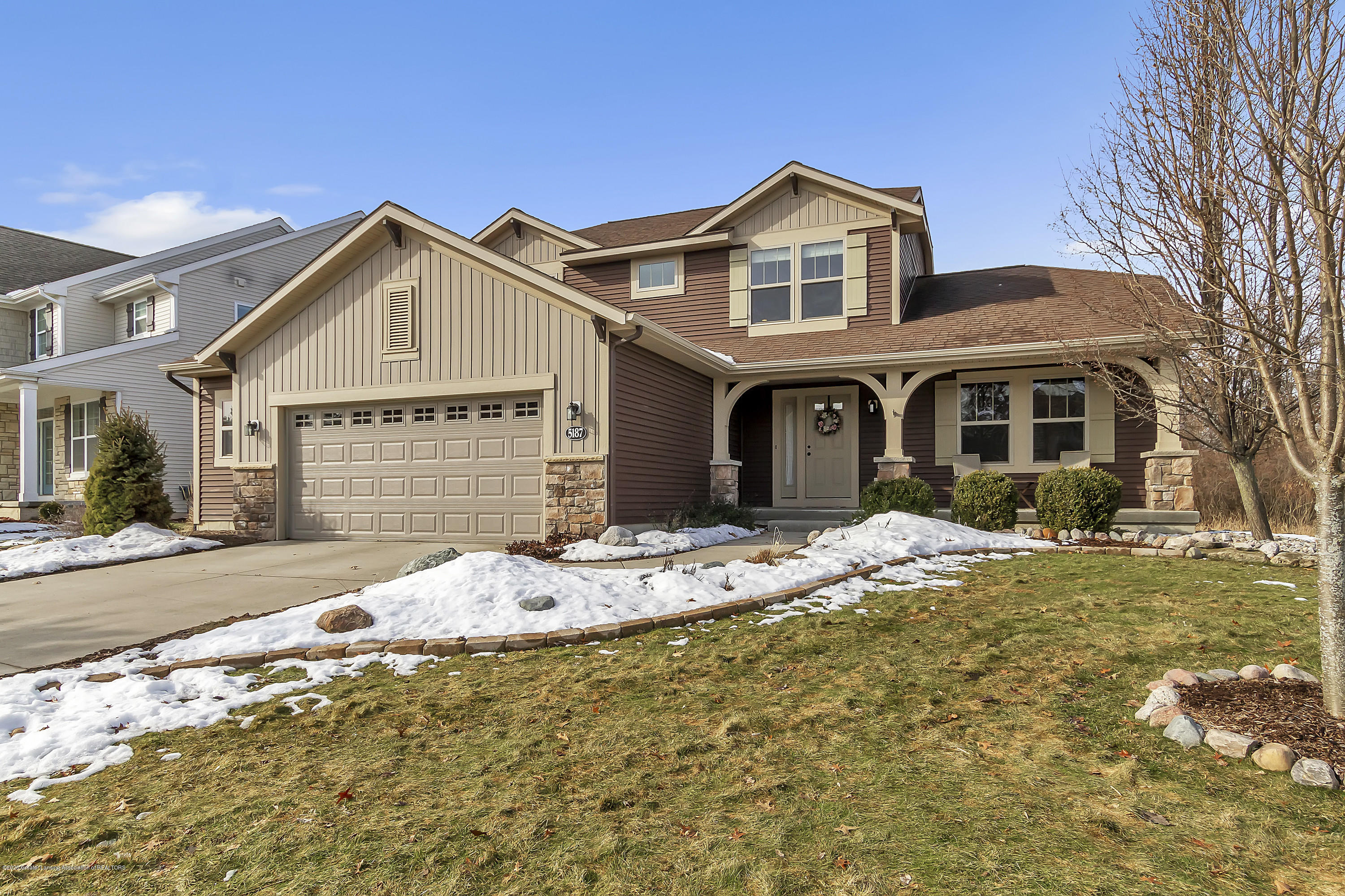 5187 Twinging Drive - Exterior Front - 1