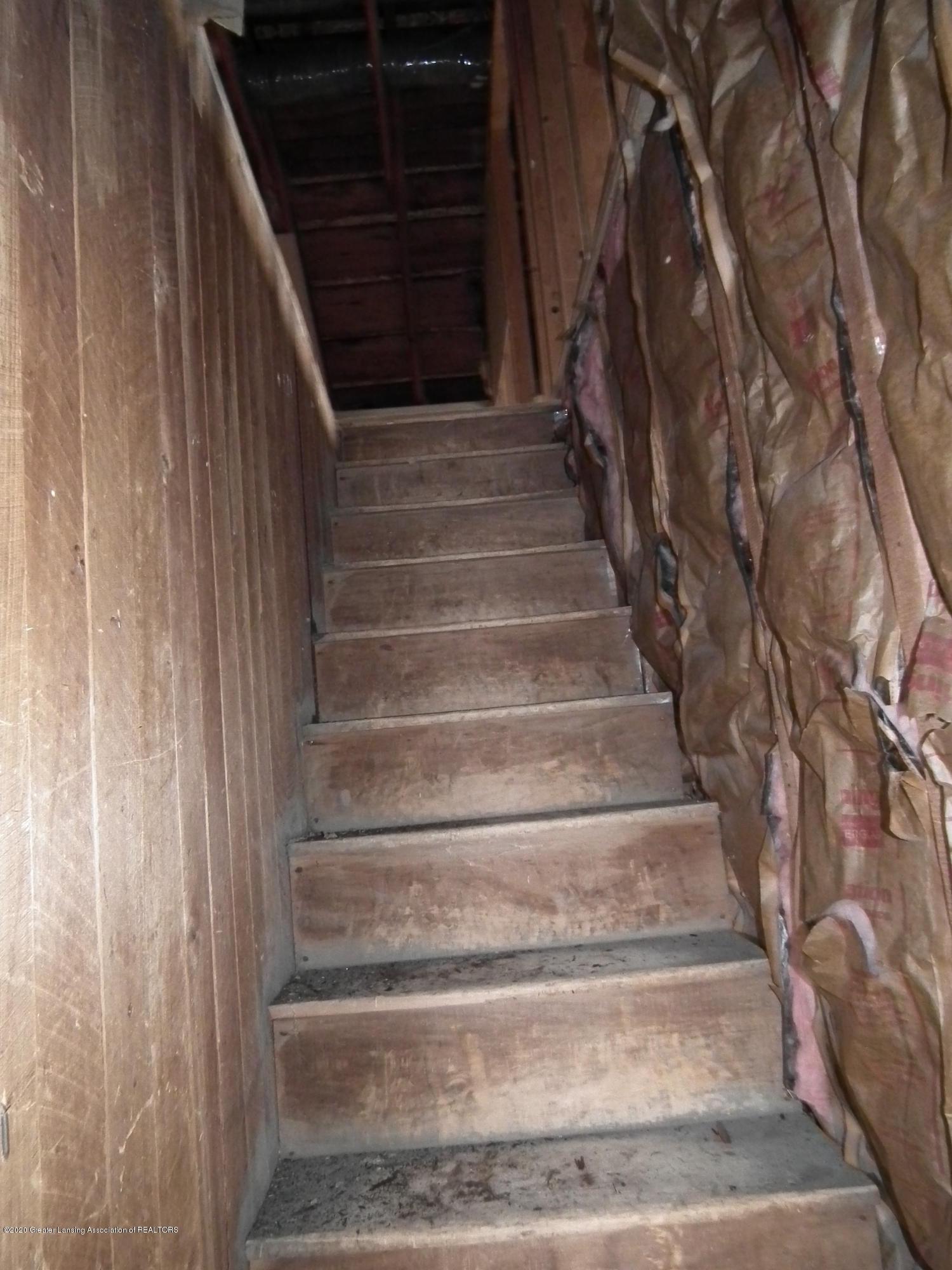 209 N Church St - Attic Stairs - 29