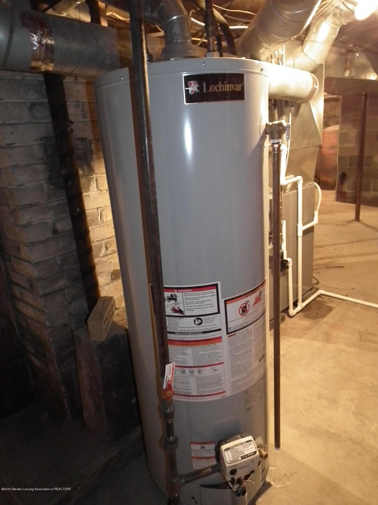 209 N Church St - 209 N. Church, Water Heater - 35